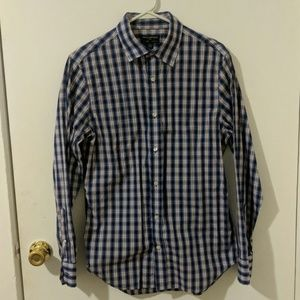 BR Factory Button Down - Slim Fit